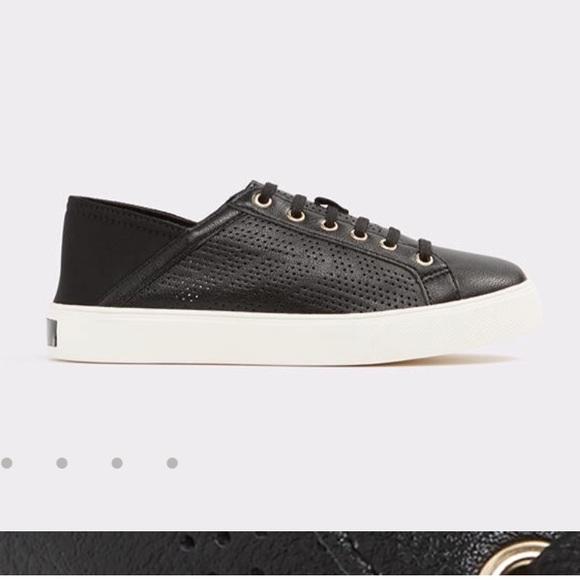 0de866ce376d Aldo Shoes - Aldo Stephanie sneaker Black Size 7.5